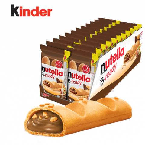 NUTELLA B-READY T2 C/24 UN 44 GR