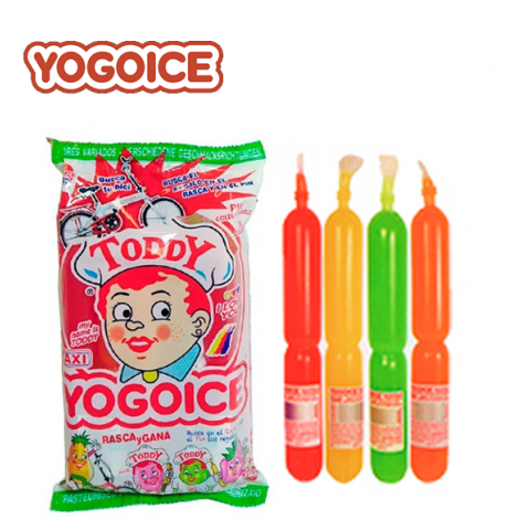 TODDY YOGOICE 10UN X 45ML